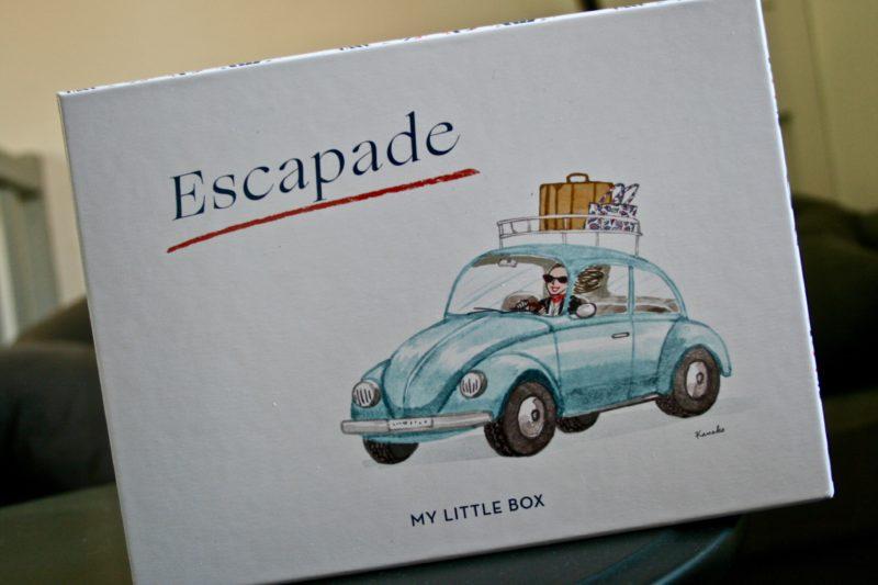My Little Box Avril Escapade